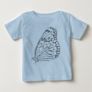 Butterfly Graphic Baby T-Shirt