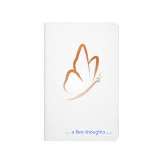 Butterfly Idea Journal