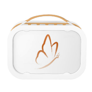 Butterfly lunchbox