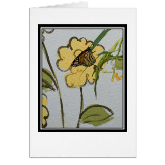 Butterfly Notecard Cards