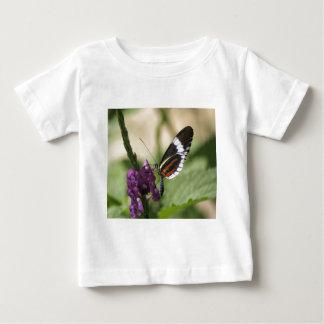 Butterfly on Purple Flower Infant T-shirt