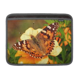 Butterfly Photo MacBook Sleeve