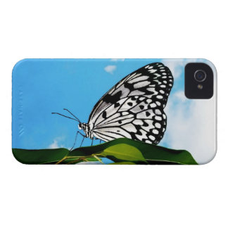 Butterfly & Sky iPhone 4 Cases