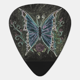 Butterfly Web Guitar Pick