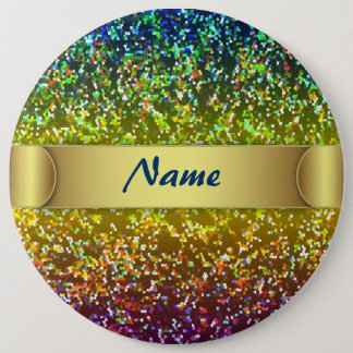Button Glitter Graphic