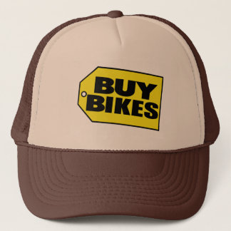 Buy Bikes (Parody) Trucker Hat