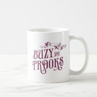 Buzy and Prooks: basic mug