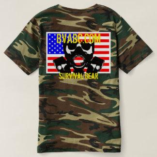 "BVABC.COM Men's T-Shirt: ""TOXIC AMERICA"" T-Shirt"