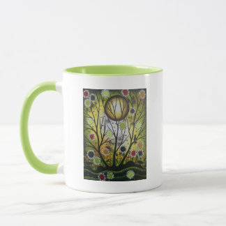 By Lori Everett_ Day Of The Dead,Mexican,DOD Mug