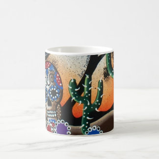 By Lori Everett_ Day Of The Dead,Skull,Mexican,DOD Coffee Mug