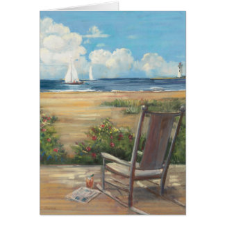 By the Sea Card