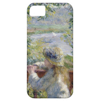 By the Water, Auguste Renoir iPhone 5 Cover