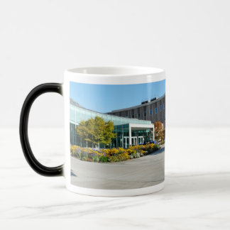 BYU Library, JFSB & SWKT Morphing Mug