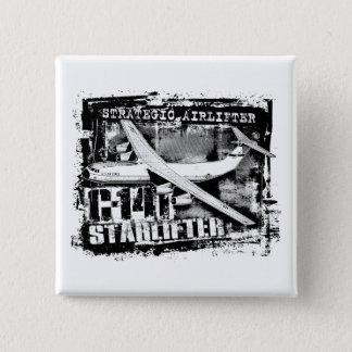 C-141 Starlifter Button Button