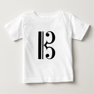 C-Clef Baby T-Shirt