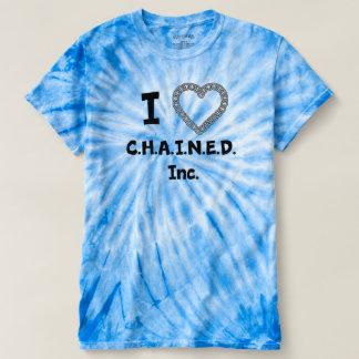 C.H.A.I.N.E.D. Inc. Men's Tie Dye Shirt