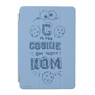 C is for Cookie iPad Mini Cover
