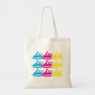 C M Y PIE - Tote Bag