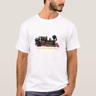 C.P. Huntington Model Engine T-Shirt