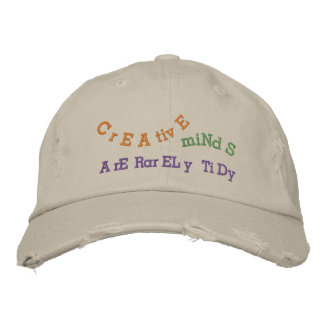 C r E A tiv E miNd S A rE  Rar EL y   Ti Dy Embroidered Baseball Caps