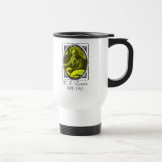 C.S. Lewis Travel Mug