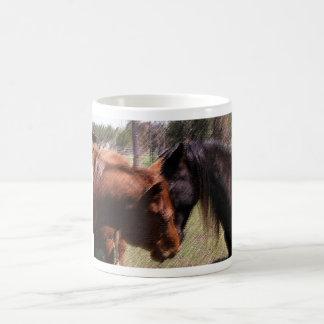 caandart ruffpastel basic white mug