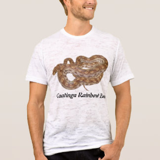 Caatinga Rainbow Boa Burnout T-Shirt