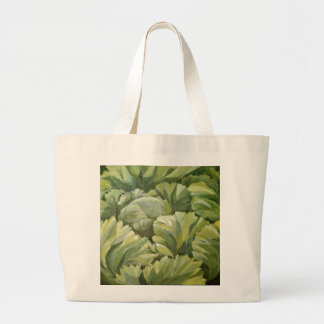 Cabbage 2013 large tote bag