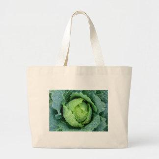 Cabbage Large Tote Bag