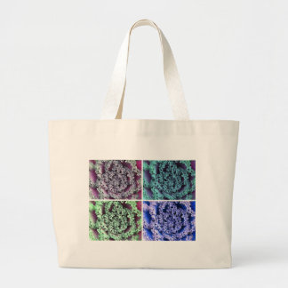 CABBAGE WORLD LARGE TOTE BAG
