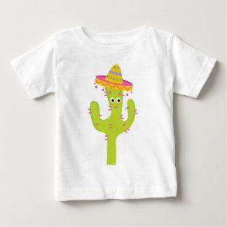 Cactus Cute Mexican Baby T-Shirt
