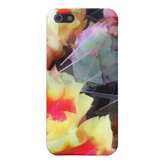 Cactus Flowers Bright and Prickly iPhone 5 Cases