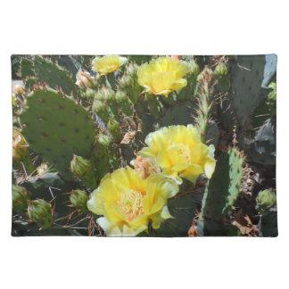 Cactus Flowers Placemat