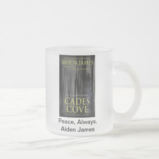 Cades Cove: The Curse of Allie Mae Frosted Mug