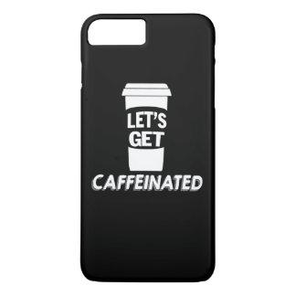 Caffeinated iPhone 7 Plus Case