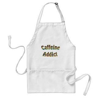 Caffeine Addict Standard Apron
