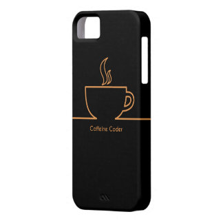 Caffeine Coder iPhone 5 Case