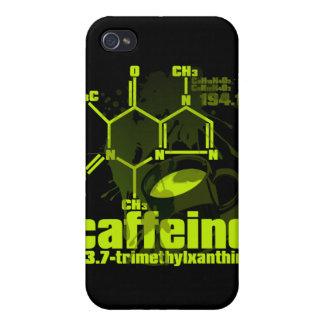 Caffeine iPhone 4 Cases