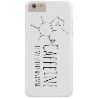 Caffeine is My Spirit Animal Phone Case