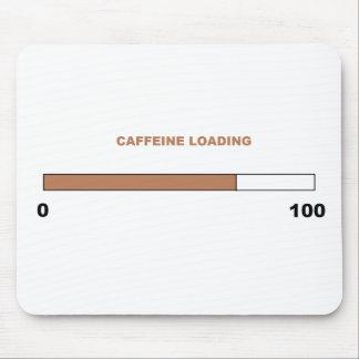 """""""Caffeine Loading"""" Mousepad"""