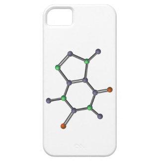 Caffeine molecule case for the iPhone 5
