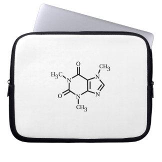 Caffeine Molecule Sleeve
