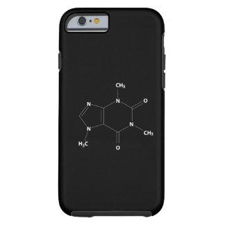Caffeine Molecule Tough iPhone 6 Case