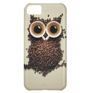 Caffeine Owl iPhone 5C Case