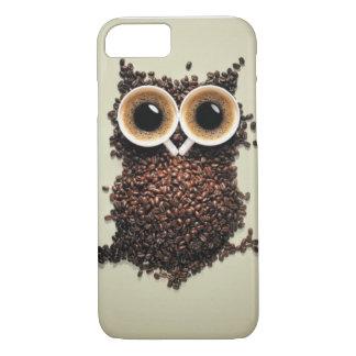 Caffeine Owl iPhone 8/7 Case