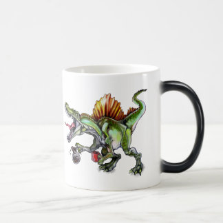 Caffeinosaurus Magic Mug