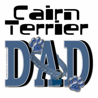 Cairn Terrier DAD Standing Photo Sculpture