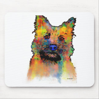 Cairn Terrier Dog Mouse Pad