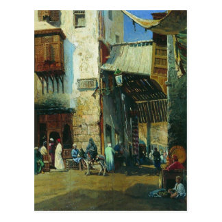 Cairo by Konstantin Makovsky Postcard