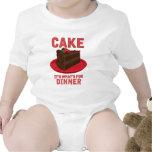 Cake, It's What's For DInner Romper